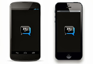 BBM for Android dan iOS