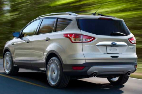 2018 ford escape titanium review ford references