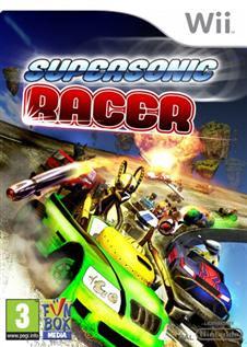Supersonic Racer   Nintendo Wii