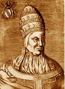 """Bonifacio IX """"el sordo"""""""