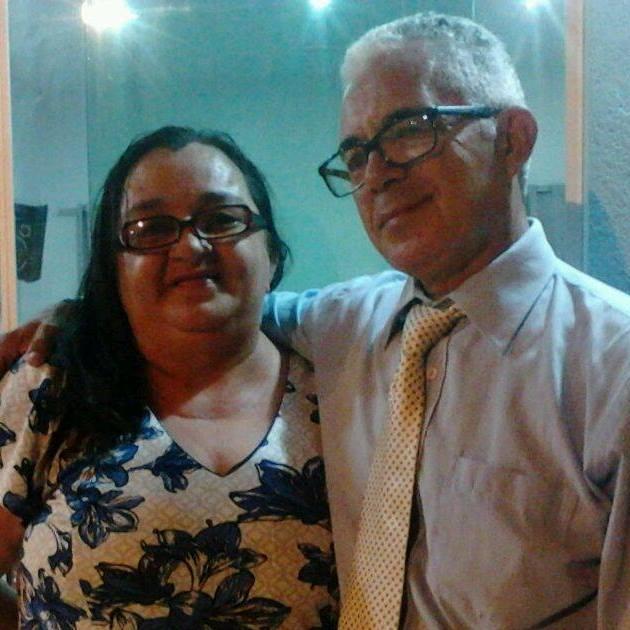 Missionários: Pr. Antônio Carlos e Maria Gorete