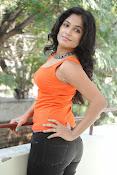 Actress Vrushali Sizzling Photo shoot-thumbnail-6