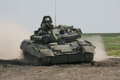 Tank Rusia T-80 - The Invincible Tank