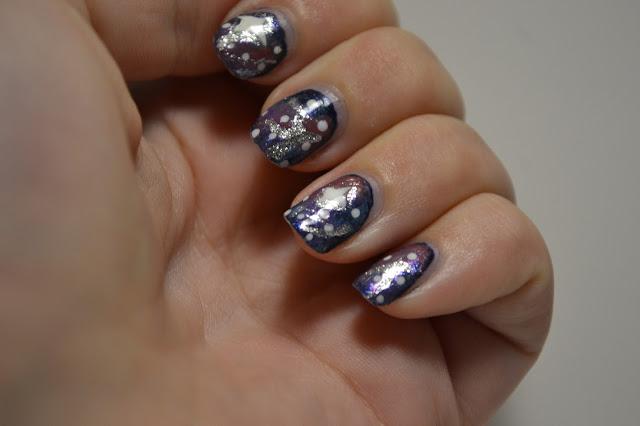 Galax Naglar av Elins Naglar