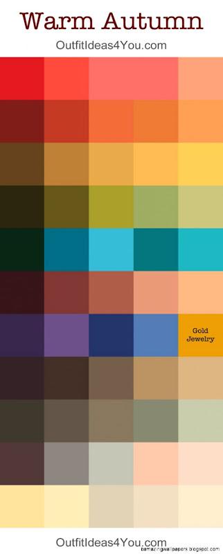 1000 ideas about Autumn Color Palette on Pinterest  Color