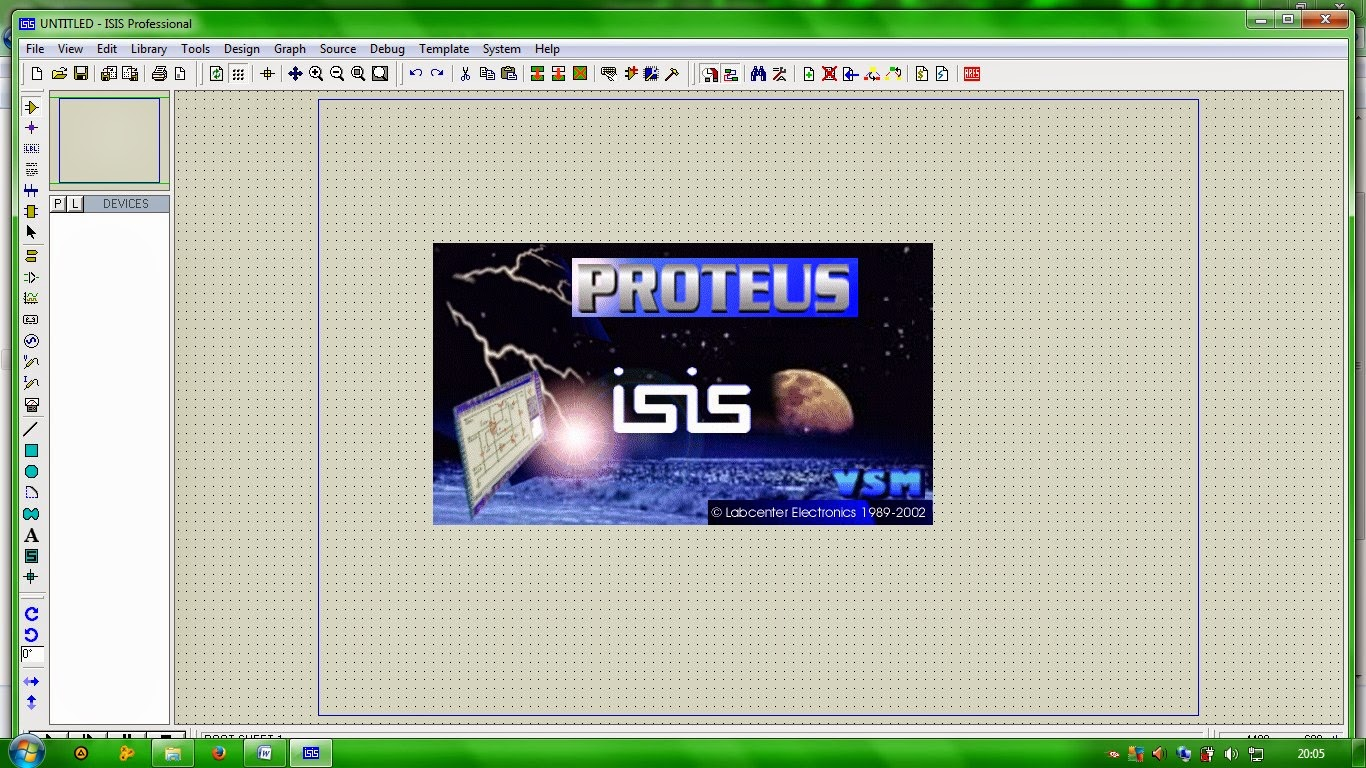 Download Proteus 6 Professional ISIS