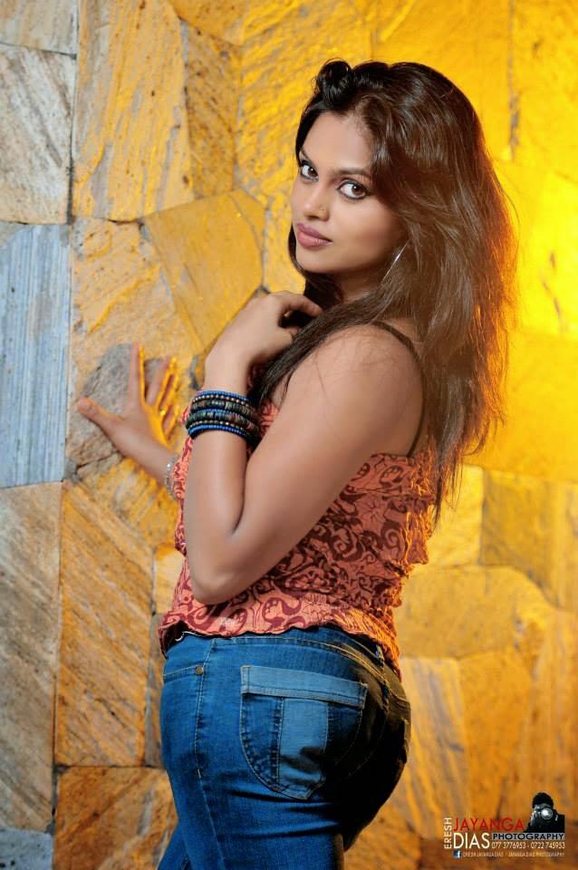 Thanuja Jayasinghe butt