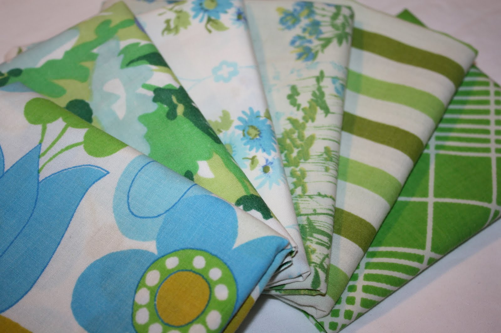 Thursdayu0027s Upcycled Bed Linen Fabric Sale Is Underway.