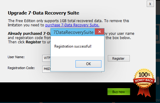 7-data card recovery key