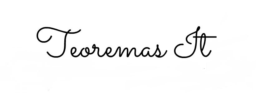 Teoremas It