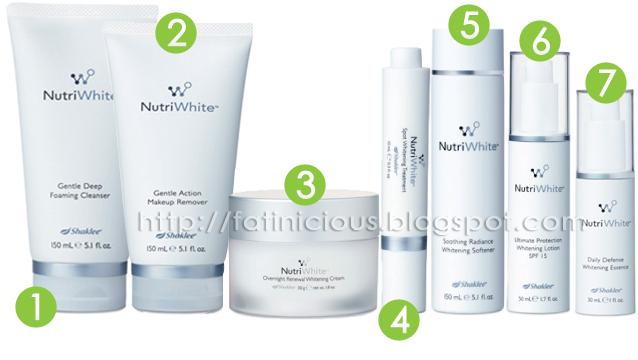 NutriWhite Shaklee - Skincare