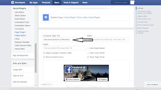 cara memasang fanspage di blog dengan mudah dan cepat