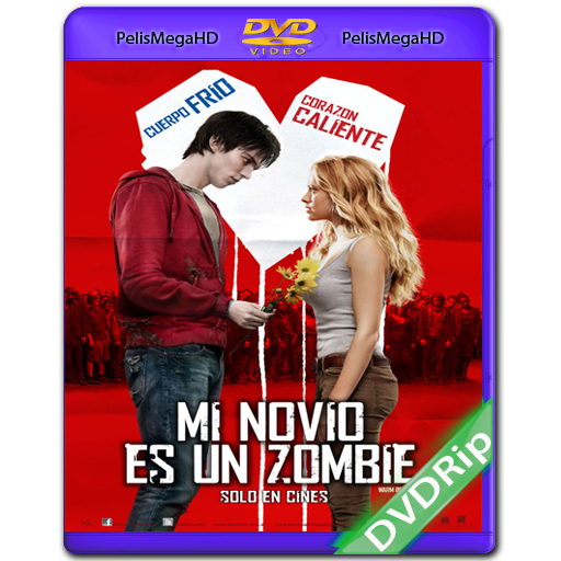MI NOVIO ES UN ZOMBIE (2013) DVDRIP ESPAÑOL LATINO