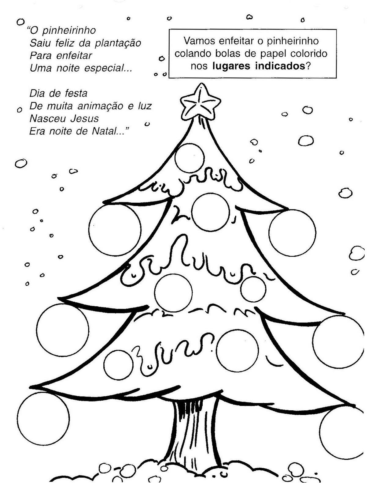 150 atividades de natal parte 3 o mundo das crian as for Mural sobre o natal