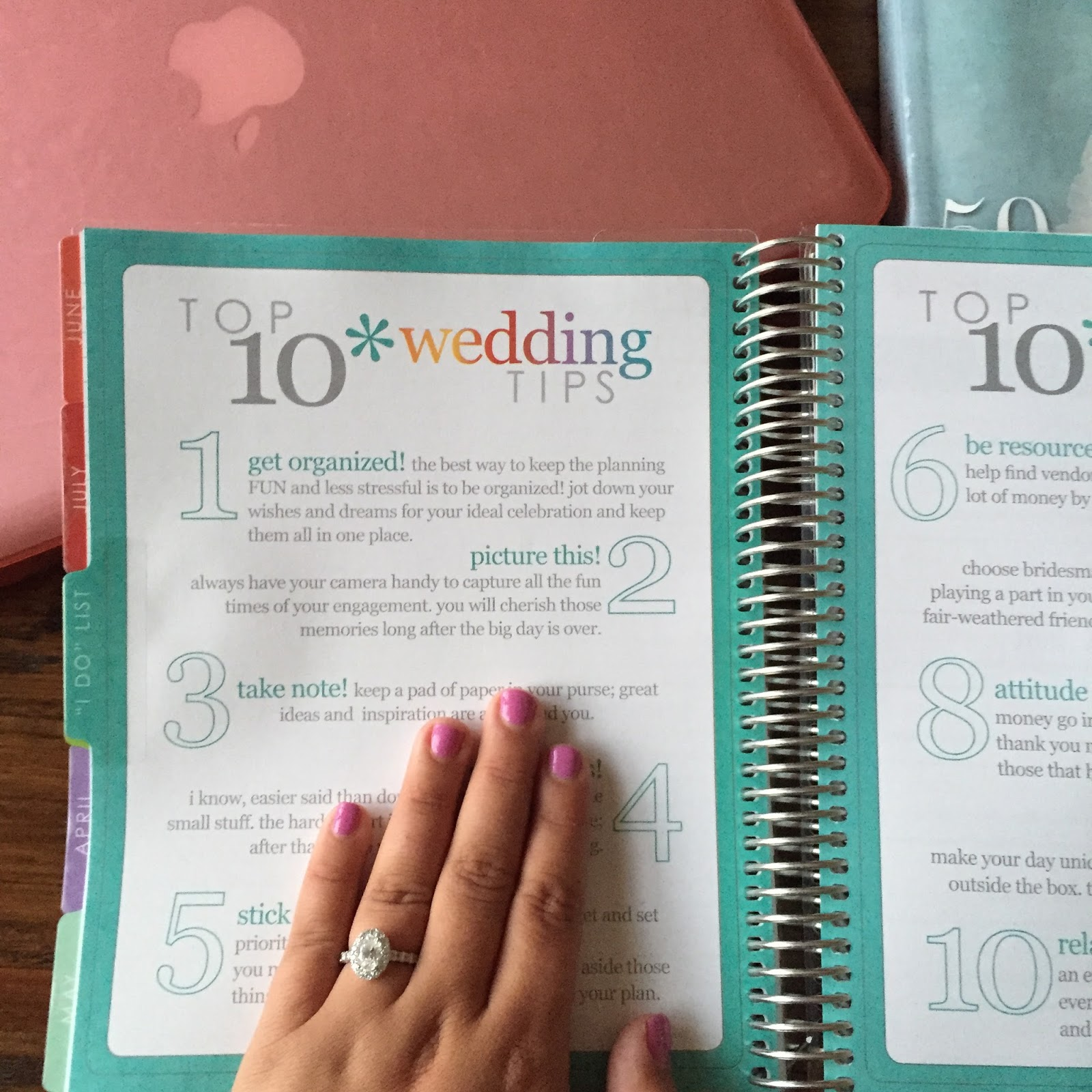 The Erin Condren Wedding Planner Includes Many Pages That Are Specific And Perfect For Busy Bride To Be This Page Top 10