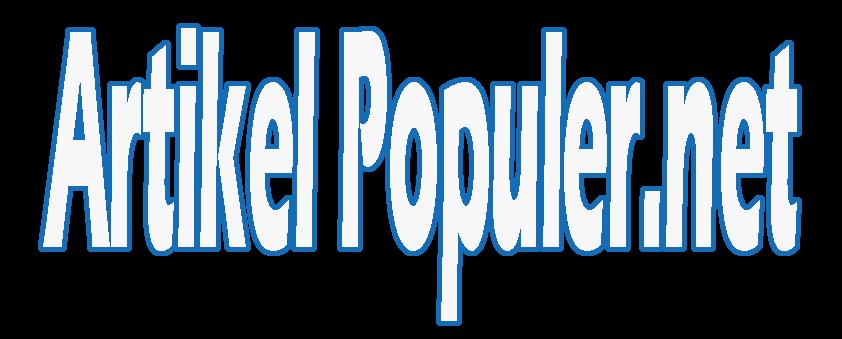 Artikel Populer