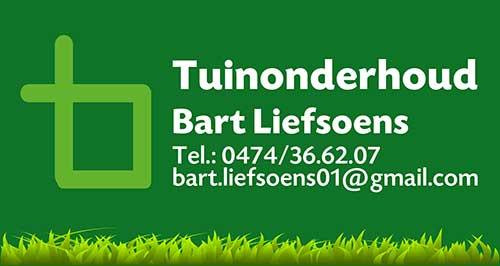 Tuinonderhoud Bart Liefsoens