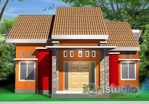 mari desain rumah rumah minimalis efisien 10 m x 12 m
