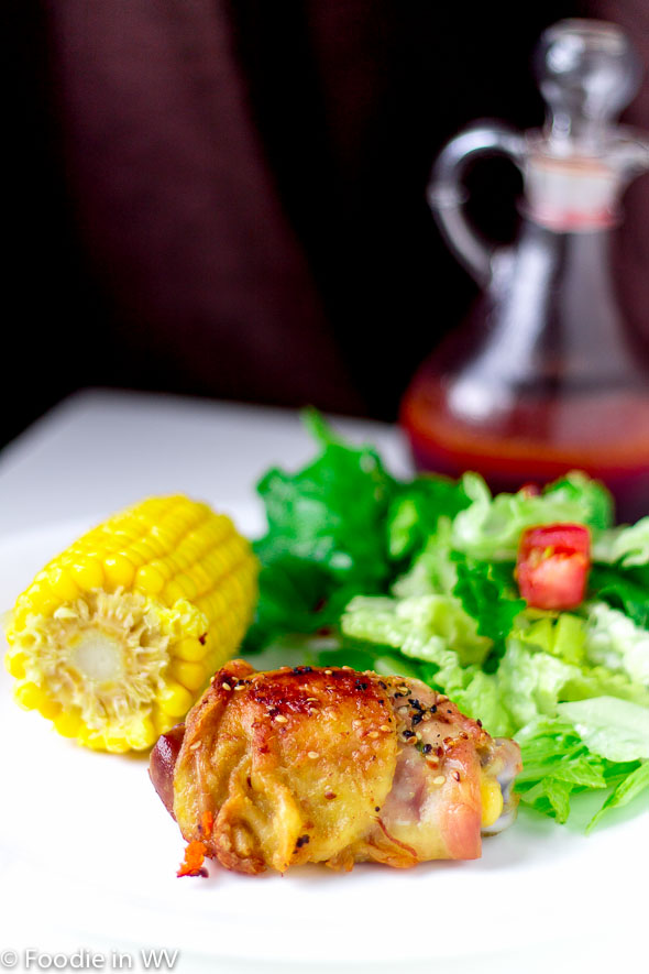 Click for Recipe for Sesame Lemon Chicken