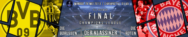 Dortmund vs München Final Champions League