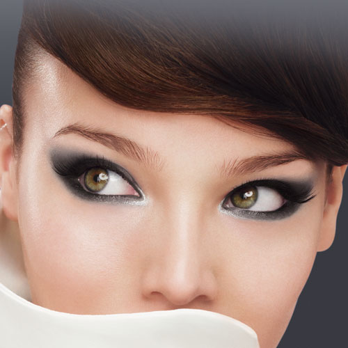 hogwarts road maquillage 2 smoky invers. Black Bedroom Furniture Sets. Home Design Ideas