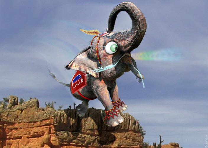 elephant-in-treacherous-territory_Donkey