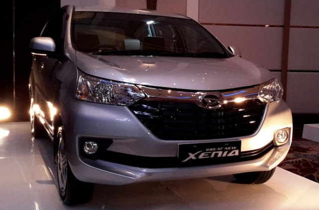 Great New Xenia Belum Ready Stock