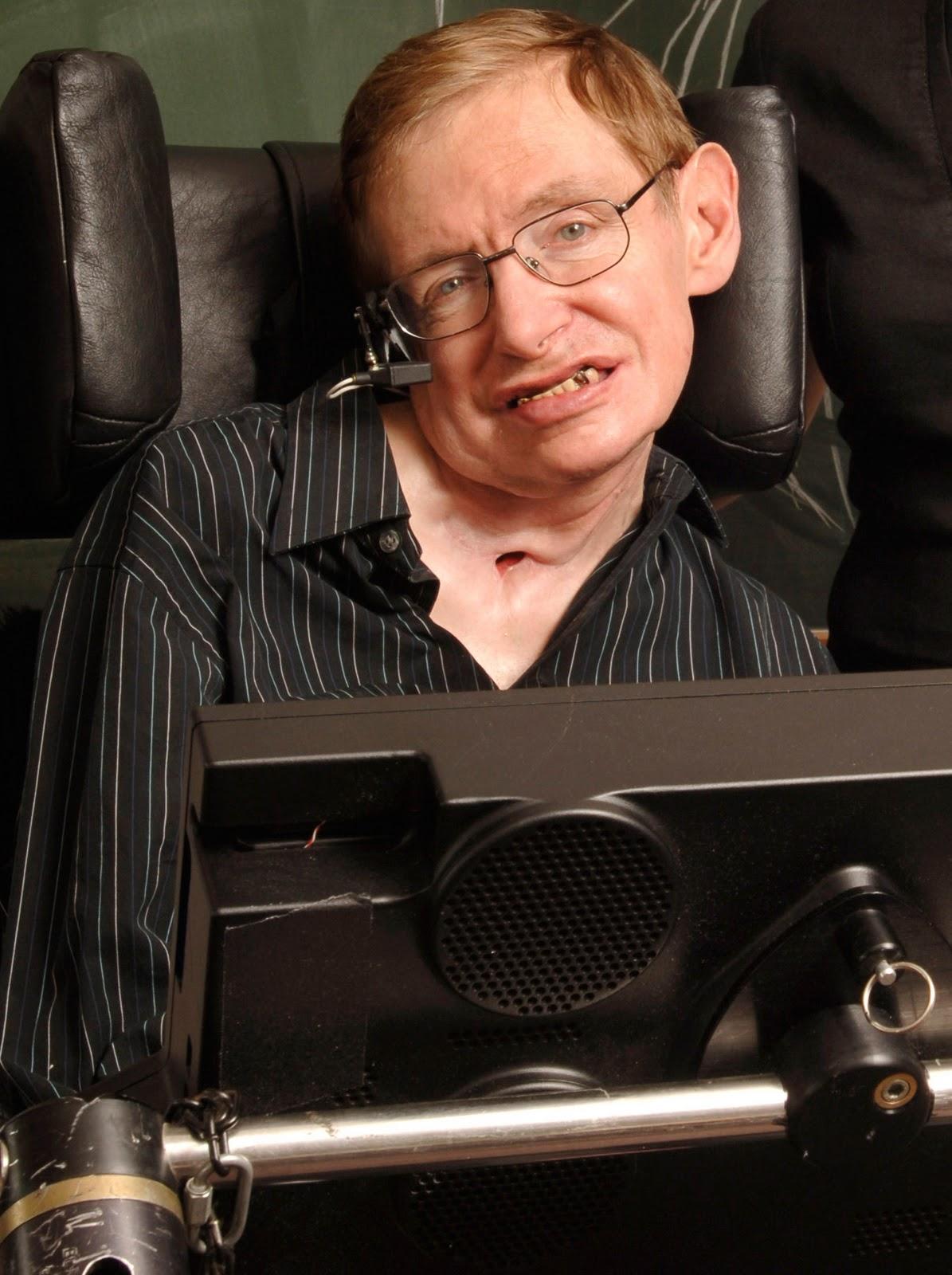 Stephen Hawking için resim sonucu