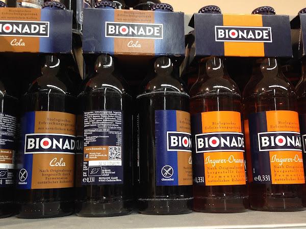 Bionade, glutenfrei oder nicht?