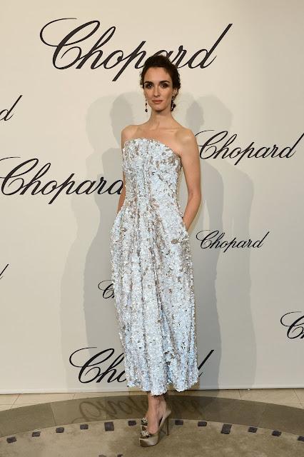 Armani arrasa en el Festival de Cannes: Paz Vega y Roberta Armani sus musas