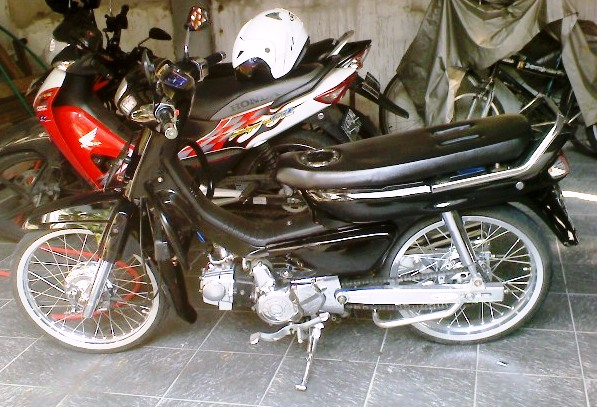 Koleksi Gambar Modifikasi Honda Grand Astrea title=