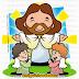 Jesus Ressuscitado - Desenho para colorir