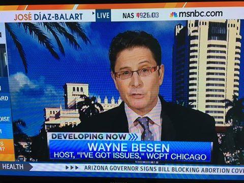 Gay punk Wayne Bese
