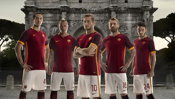 AS Roma Roma
