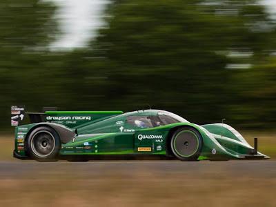 Drayson Racing B12 69/EV