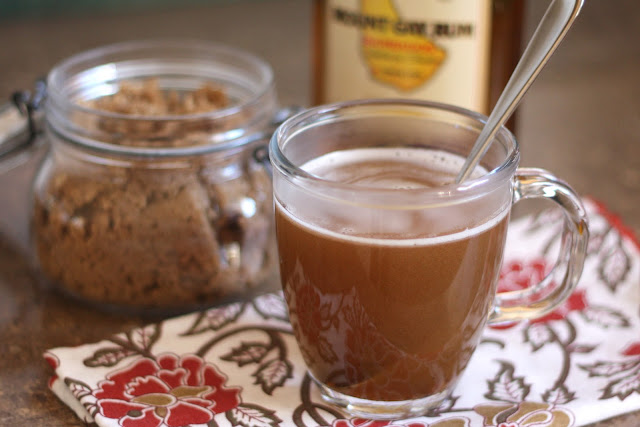 Hot Buttered Rum recipe by Barefeet In The Kitchen