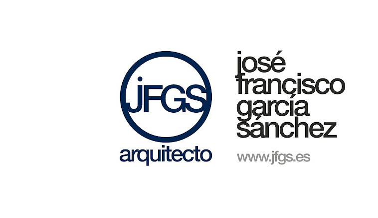José Francisco GARCIA-SANCHEZ, arquitecto / architect