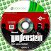 Label Wolfenstein The New Order Disc 1 Xbox 360