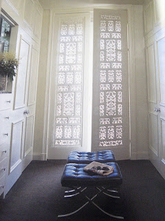 Lattice Closet Doors