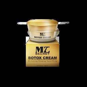 Cream Botox MZ Secret Berkesan Seawal 14 Hari