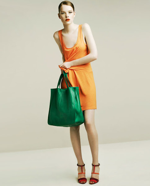 Zara April 2011 Lookbook Pics