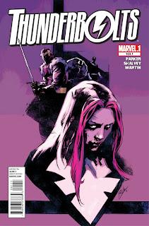 Thunderbolts #163.1 - 365 Days of Comics
