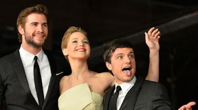Jennifer Lawrence, Josh Hutcherson y Liam Hemsworth visitarán Madrid. MÁS CINE. Noticias. Making Of.