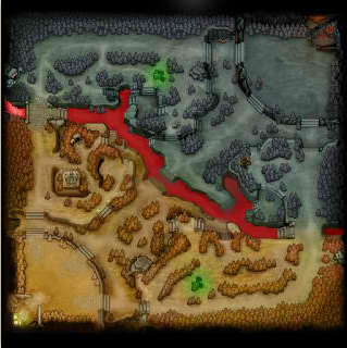 Download Dota 2 Halloween 2012 Special Official Map Dire Tide