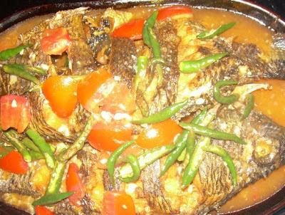 Resep Cara Membuat Ikan Arsik