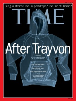 "Time cover story also features ""After Trayvon,"