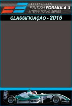 F3 INGLESA - Classificação