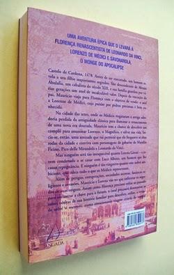 O Anel do Magnífico - Agustín Bernaldo Palatchi (verso)