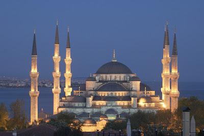 "Blue-mosque-sultan-ahmet-mosque-Istanbul"""