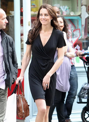 Kate Middleton dress style